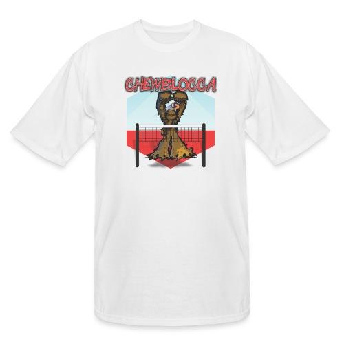 Chewblocca Volleyball Team Logo - Men's Tall T-Shirt