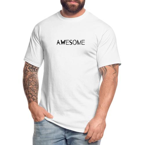 AWESOME - Men's Tall T-Shirt