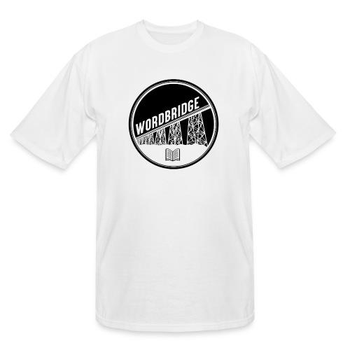 WordBridge Conference Logo - Men's Tall T-Shirt