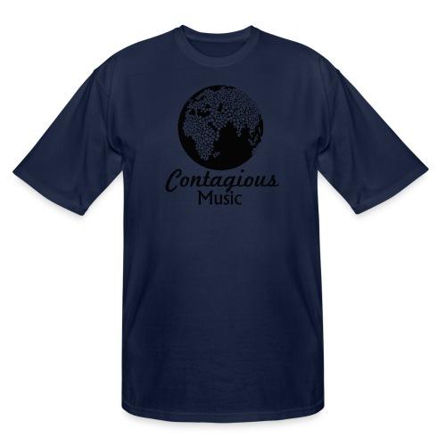 Official label logo - Men's Tall T-Shirt