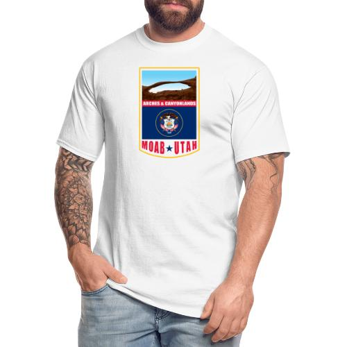 Utah - Moab, Arches & Canyonlands - Men's Tall T-Shirt