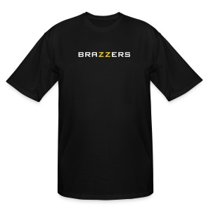 Brazzers Primary Logo - Men's Tall T-Shirt