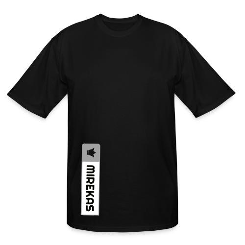 mirekas grey & white - Men's Tall T-Shirt