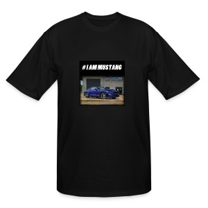 I AM MUSTANG VI - Men's Tall T-Shirt