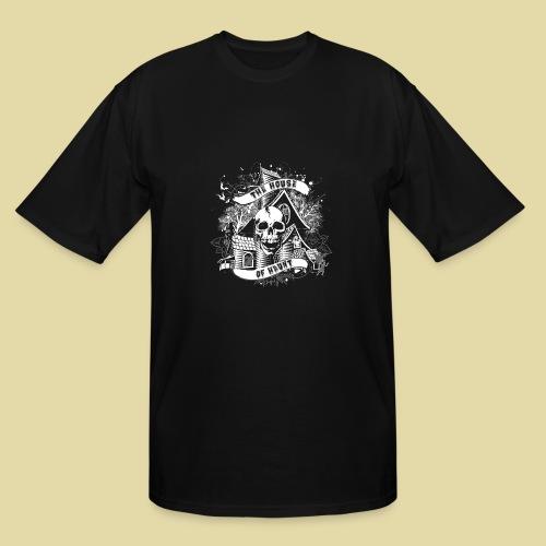 hoh_tshirt_skullhouse - Men's Tall T-Shirt