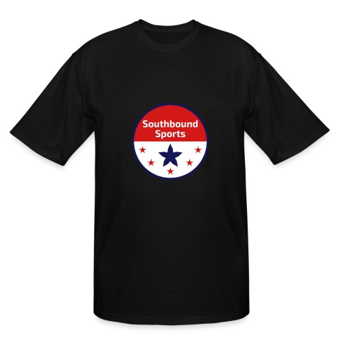 Southbound Sports Round Logo - Men's Tall T-Shirt
