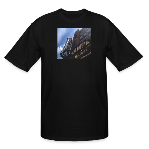Tampa Theatrics - Men's Tall T-Shirt