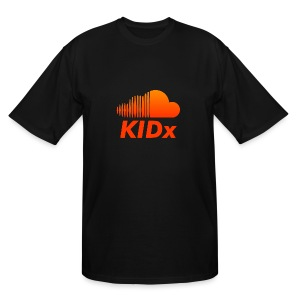 SOUNDCLOUD RAPPER KIDx - Men's Tall T-Shirt