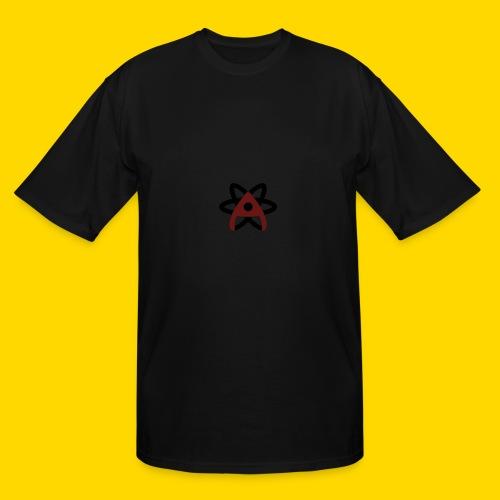 Atom Symbol - Men's Tall T-Shirt