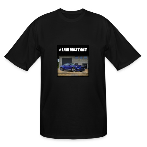 I AM MUSTANG VI - Men's Tall T-Shirt