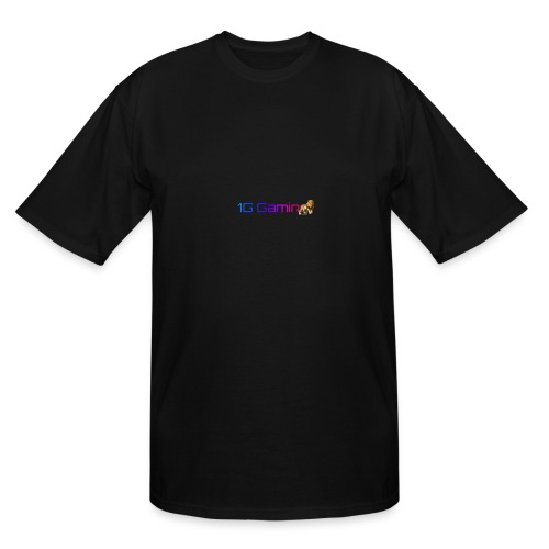 Tier I (2) Designer 1G Logo. - Men's Tall T-Shirt