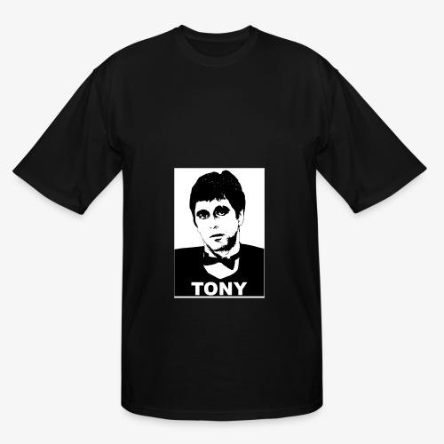 Tony Montana - Men's Tall T-Shirt