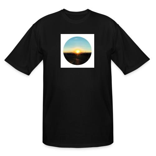 Sunset - Men's Tall T-Shirt