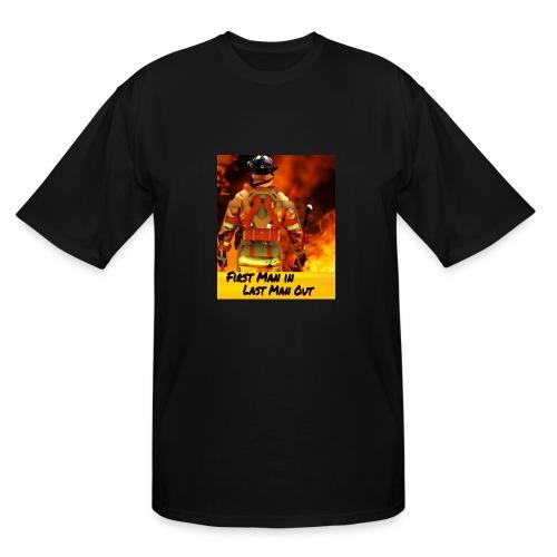 B9BBF1F3 DAAD 4389 81DD 0DF07A5B29CD - Men's Tall T-Shirt