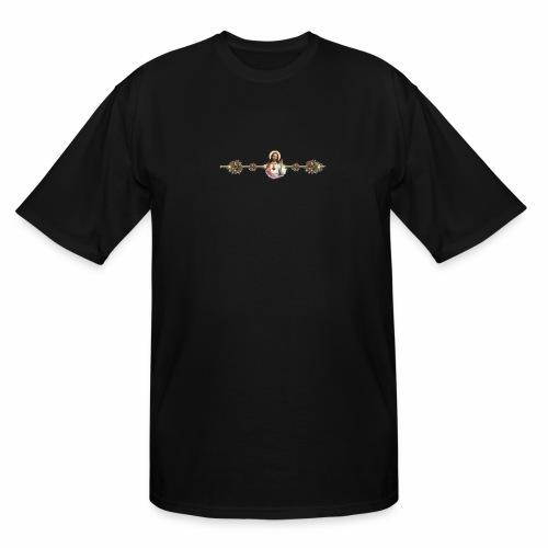 Unstable Saviour Hoodie - Men's Tall T-Shirt