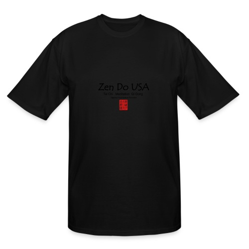 Zen Do USA - Men's Tall T-Shirt