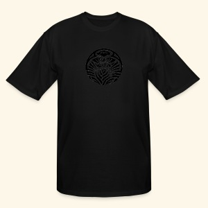 Tribal Tropic - Men's Tall T-Shirt