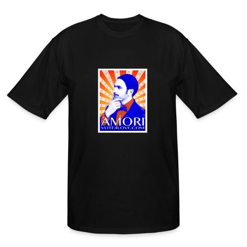 Amori_poster_1d - Men's Tall T-Shirt