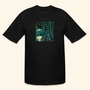 Guarded Cove - Men's Tall T-Shirt