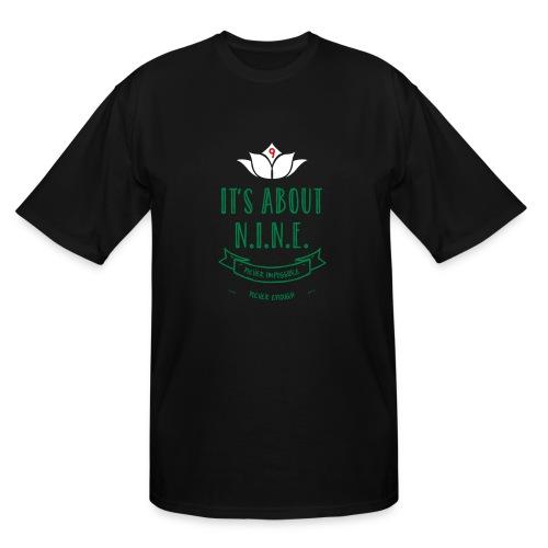 Design loto New - Men's Tall T-Shirt
