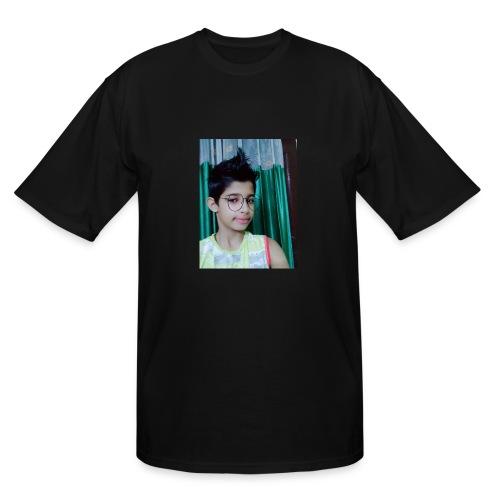 Parth kaushik pubg - Men's Tall T-Shirt