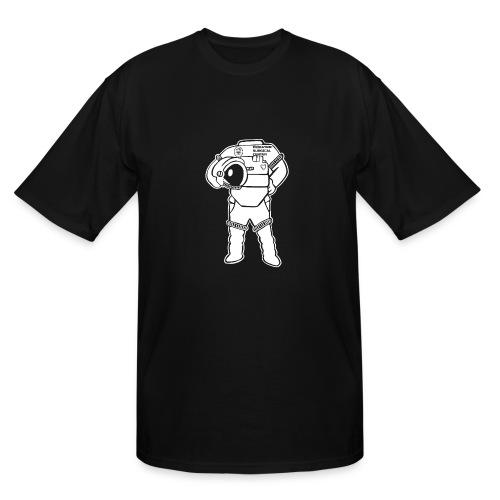 Astronaut T Shirt Design - Men's Tall T-Shirt