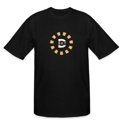 Decent Bet Icon - Men's Tall T-Shirt