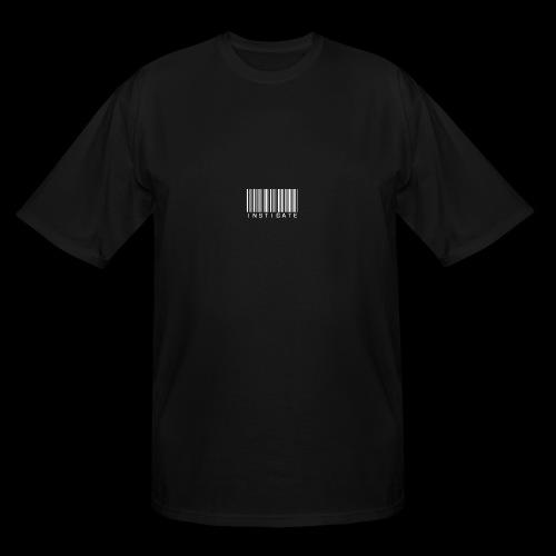 Instigate barcode - Men's Tall T-Shirt