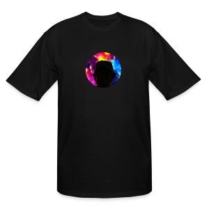Aidan.J.Keller Logo T-Shirt - Men's Tall T-Shirt