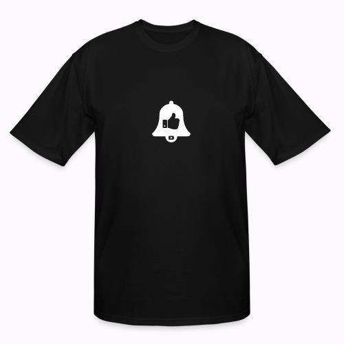 True Subscriber T-Shirt (KidplayyMIXXO) - Men's Tall T-Shirt