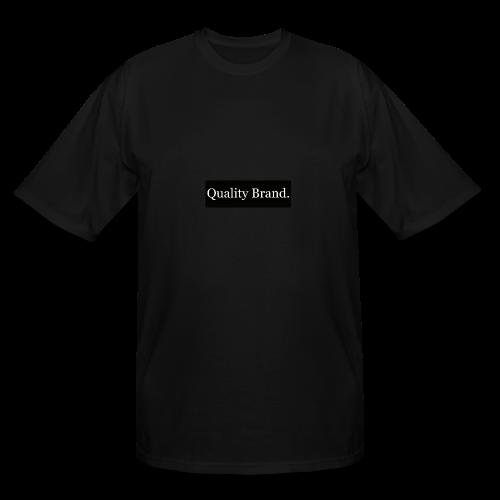 Quality Brand - White - Men's Tall T-Shirt