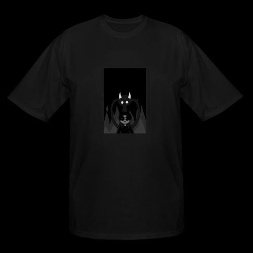 Devil lures - Men's Tall T-Shirt