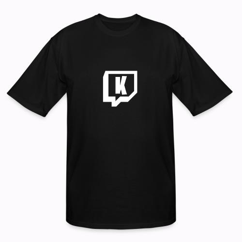 First Twitch Stream Tee - Men's Tall T-Shirt