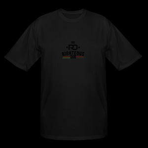 Righteous Dub Logo - Men's Tall T-Shirt