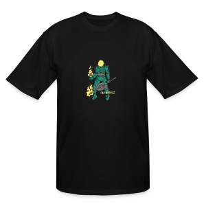 Afronaut - Men's Tall T-Shirt