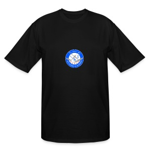 Successful Barber Seal - Men's Tall T-Shirt