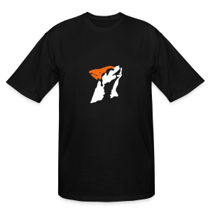 STARFOX Vector 2 - Men's Tall T-Shirt