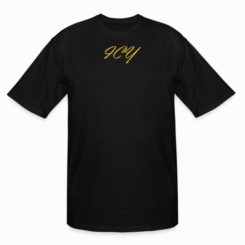 ICY - Men's Tall T-Shirt