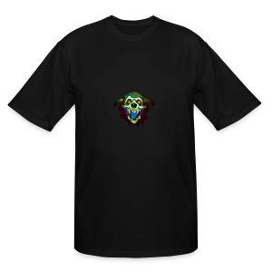 Dr. Mindskull - Men's Tall T-Shirt