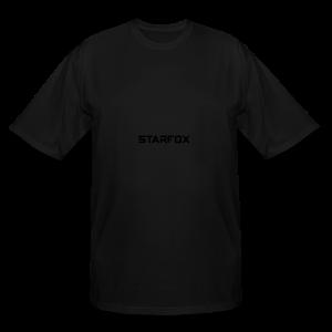 STARFOX Text - Men's Tall T-Shirt