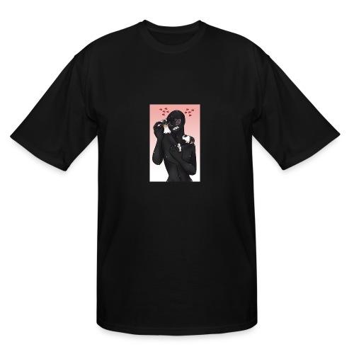 Ghoostie n Guinea Pigs - Men's Tall T-Shirt