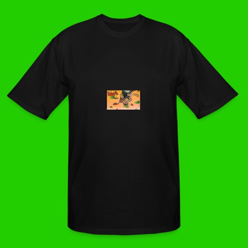 Boîte à lunch - Men's Tall T-Shirt