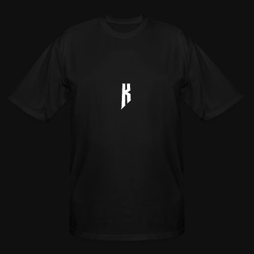 Knight White Logo - Men's Tall T-Shirt