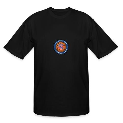 High Resolution PNG Transparent Logo medium 2 - Men's Tall T-Shirt