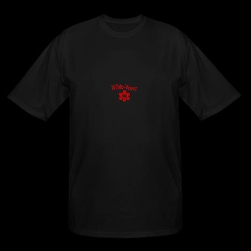 transparent logo - Men's Tall T-Shirt