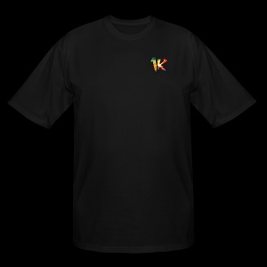BURGER OG 1k LOGO - Men's Tall T-Shirt