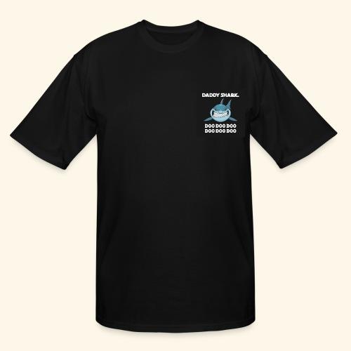 Daddy shark - Men's Tall T-Shirt