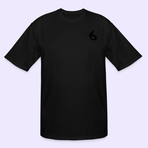 Sixth Sense Logo - Men's Tall T-Shirt