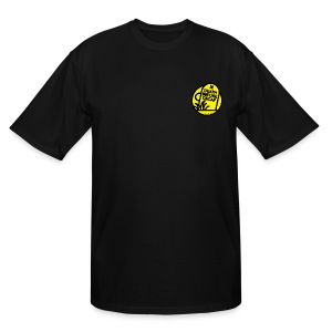 Death Before Decaf - Men's Tall T-Shirt