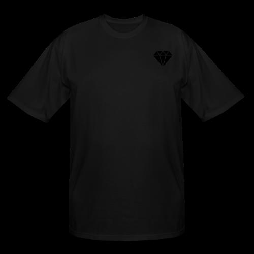 Basic Diamond Tee - Men's Tall T-Shirt